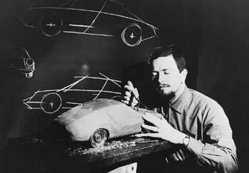 Porsche und sein Porsche: Ferdinand Alexander Porsche ist der Designer des 911