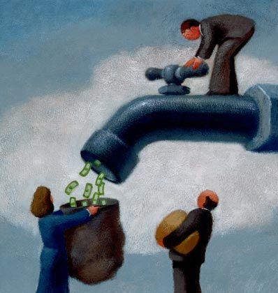 Droht die Kreditklemme? Viele Unternehmen warten auf Kredite ihrer Banken