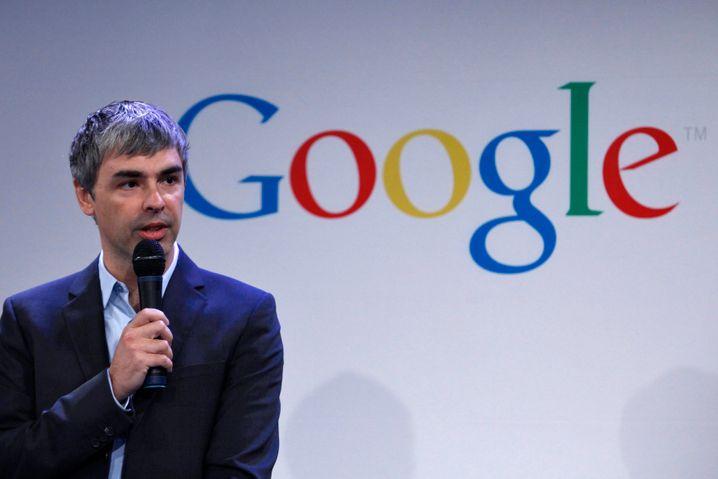 Larry Page: Der Google-Chef gründete die California Life Company, kurz Calico. Das Unternehmensziel ist, salopp formuliert: die Unsterblichkeit. Page spielt Gott.