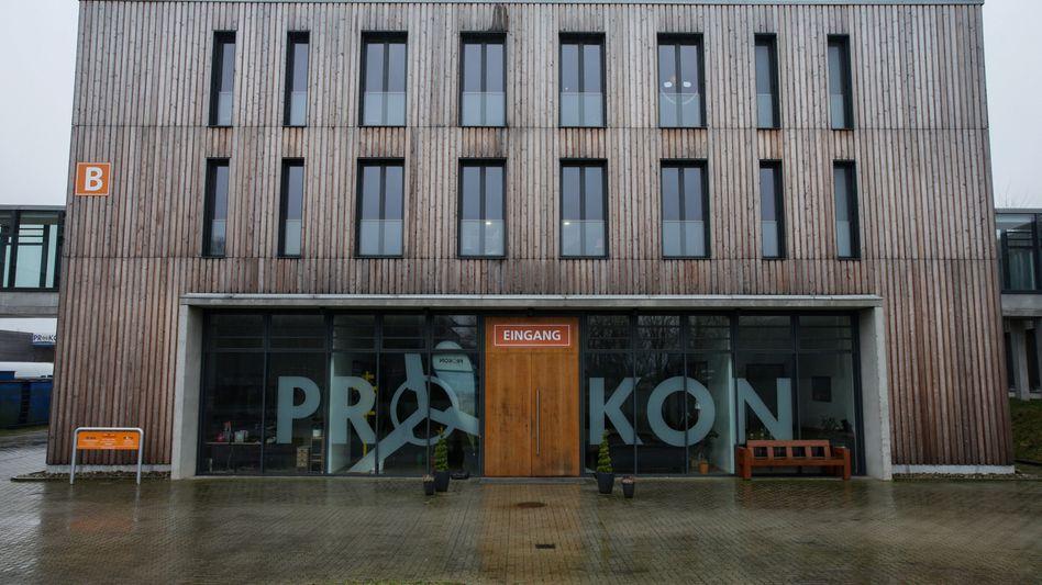 Prokon-Zentrale in Itzehohe: Eine Insolvenz könnte 1500 Jobs kosten