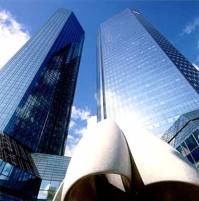 Die Deutsche Bank galt in der Vergangenheit nicht als Hort der Toleranz