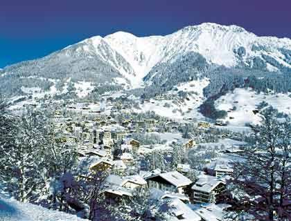 Die Ruhe weg: Klosters im Winterschlaf