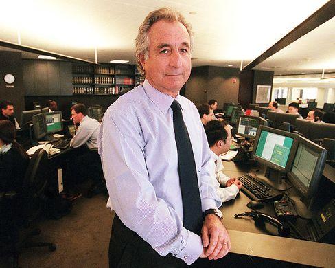 Madoff im Jahr 1999, als die Geschäfte noch gut liefen