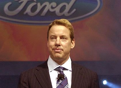 """Solige Fortschritte"": Ford-Chef Bill Ford Jr."