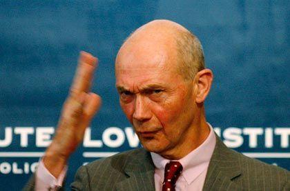 Bleibt weitere vier Jahre im Amt: WTO-Chef Lamy