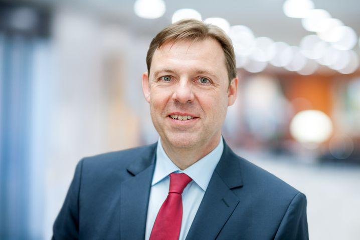 Ermittler im Nacken: Provinzial-Chef Wolfgang Breuer