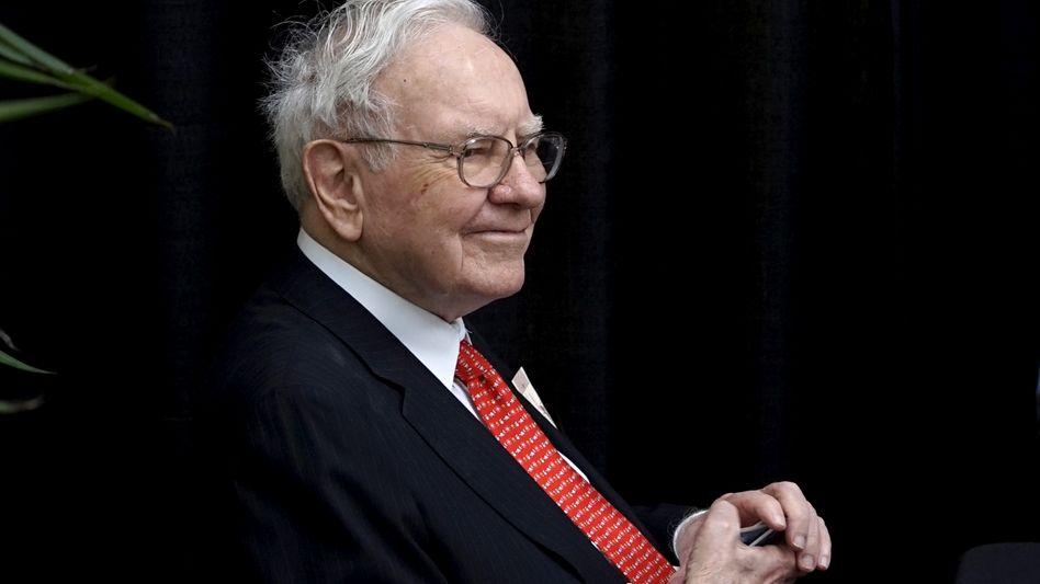 Warren Buffett (Archivbild von 2015)