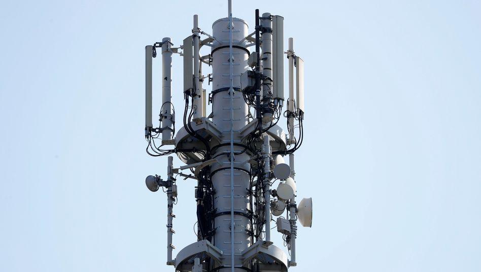 Mobilfunkantennen-Gerangel: Die Deutsche Telekom will 5G-Netzausrüster Nokia eine zweite Chance geben