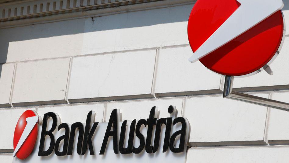 Bank Austria in Wien: Das Geldhaus ist Hauptmieter im Gebäude des umstrittenen Fonds Österreich 04 von Wölbern Invest