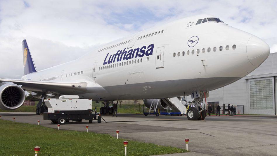 Neuer Boeing-Jumbo: Einzige Option für weiteres Wachstum