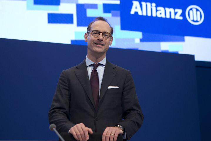Allianz-Chef Bäte: Zuversicht trotz schwacher Zahlen
