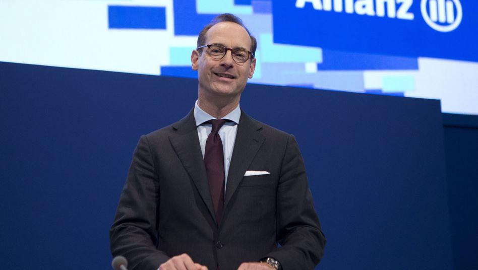 Euler Hermes soll ganz unter das Dach der Allianz übernehmen: Es wäre sein bislang größter Deal als Allianz-Chef