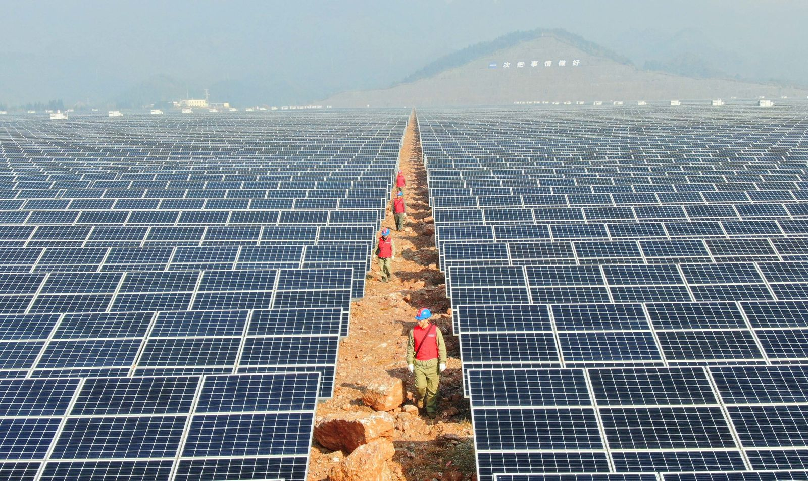 China / Solarenergie