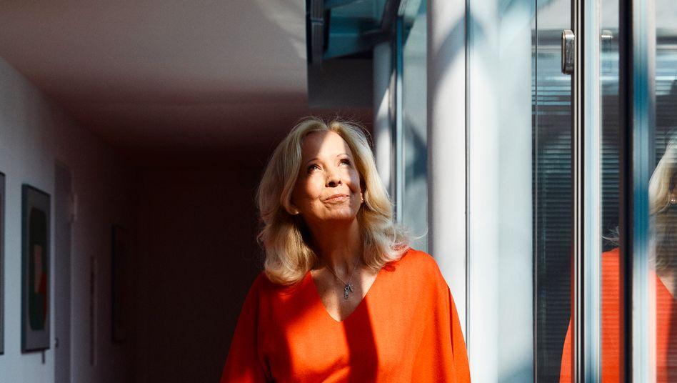 CALIFORNIAN WAY: Catherine von Fürstenberg-Dussmann führte das von ihrem Mann aufgebaute Unternehmen erfolgreich weiter - und nun auch in die Zukunft