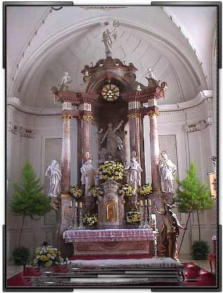 Treu im Glauben: Kapelle