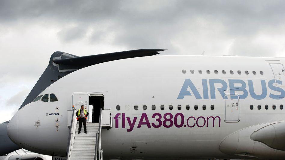 Bald ein Auslaufmodell? Airbus A380