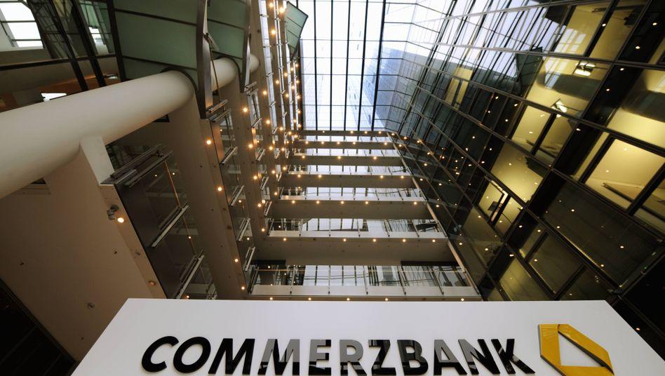Wieder optimistisch: Commerzban-Chef Blessing rechnet für 2010 mit einem Gewinn