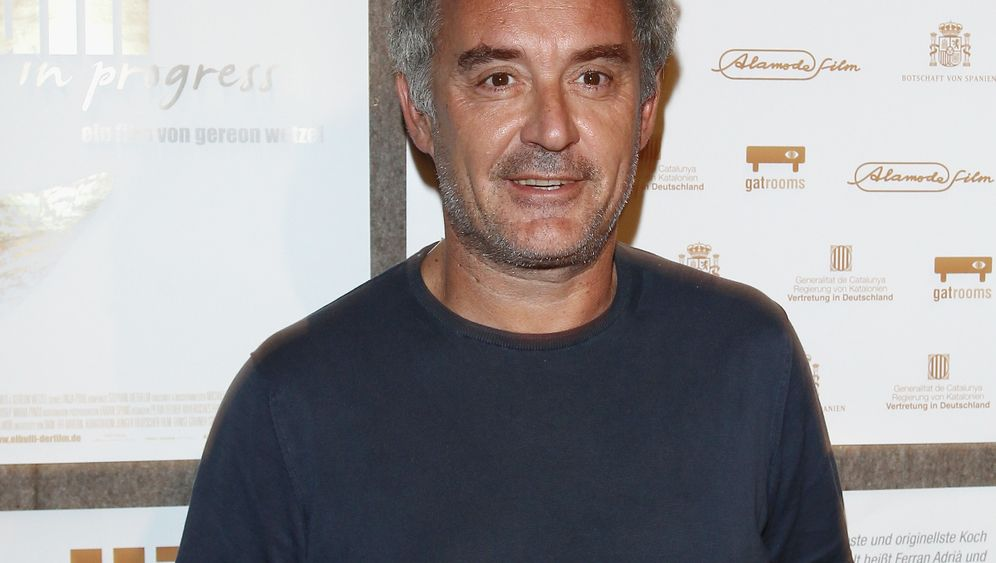 Ferran Adrià: Der Kultkoch