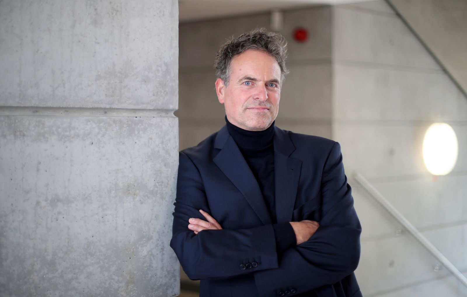 Ingmar Hoerr, founder of CureVac AG, receives Medal of Honour of the Medical Faculty