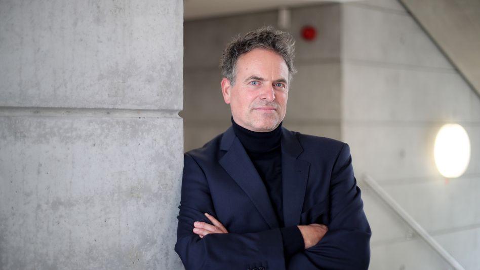 """""""Ich durchlebte ein Delirium"""": Curevac-Gründer Ingmar Hoerr musste nach seiner Hirnblutung im Frühjahr 2020 wochenlang mit den Folgen kämpfen und vieles von grundauf neu lernen."""