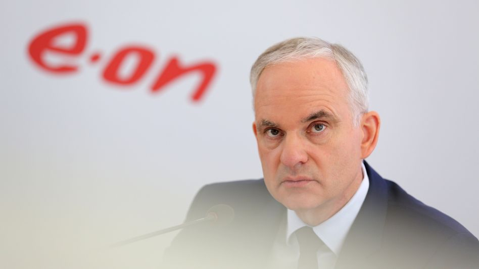 Eon-Chef Johannes Teyssen: Deutscher Energiemarkt neu aufgeteilt