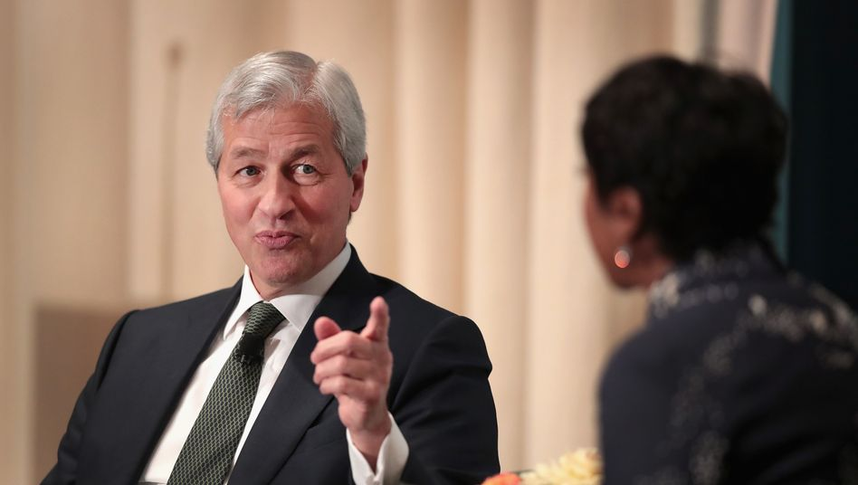 JPMorgan-Chef James Dimon