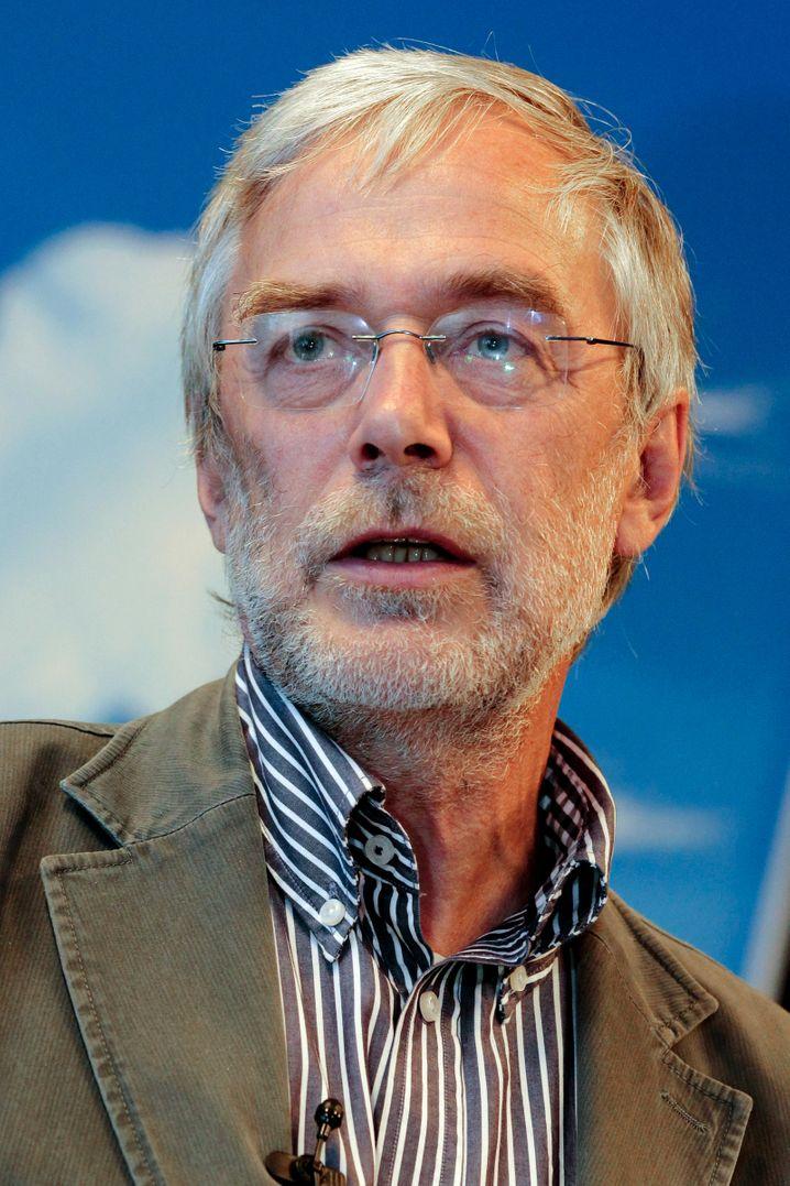 KOPF Der Neurobiologe Gerald Hüther warnt davor, den Spieltrieb in der Gesellschaft zu unterdrücken