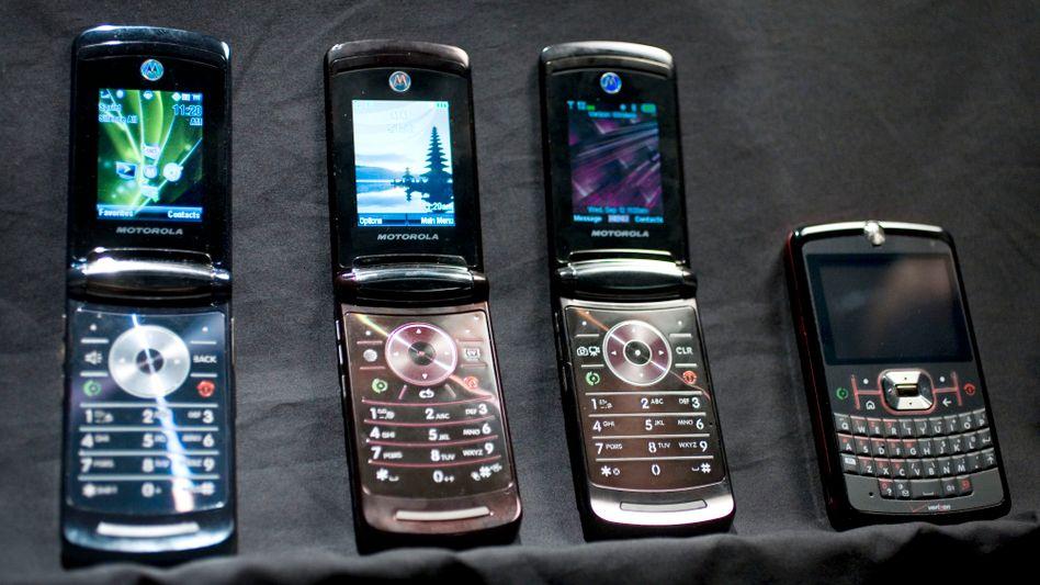 Motorola-Handys: Google bietet für die Unternehmenssparte 12,5 Milliarden Dollar
