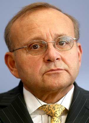 Kandidat der Arbeitgeber: Wolfgang Franz