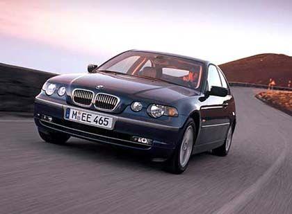 Mit gebremstem Schaum: 3er-Baureihe von BMW