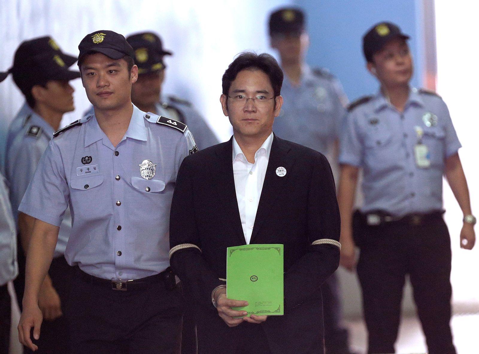 SOUTHKOREA-POLITICS/SAMSUNG-LEE
