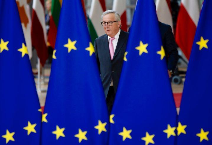 Streit um seine Nachfolge: Jean-Claude Juncker, Präsident der Europäischen Kommission, gibt seinen Posten ab. Über die Nachfolge und andere Spitzenjobs in der EU streiten die Staats- und Regierungschefs