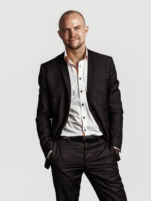 Multitalent: Vize-CEO Knut Frängsmyr war bei Klarna schon CFO, CTO und Chefjurist. Er freute sich 2018 über das höchste Gehalt der mehr als 2500 Mitarbeiter, gut 650.000 Euro.