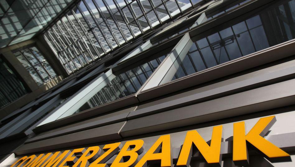 Tief in der Krise: Die Commerzbank-Aktie notiert derzeit nur noch bei rund 1,40 Euro