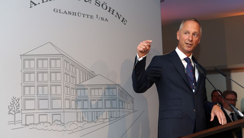 A. Lange & Söhne: Luxusuhren aus Glashütte
