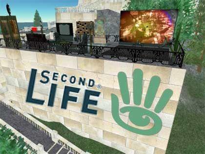 Schöne Scheinwelt: Das Onlinespiel Second Life zieht Spieler und Unternehmen in seinen Bann