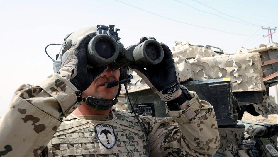 Weitsicht gefragt: Die Bundesregierung verkleinert die deutsche Armee