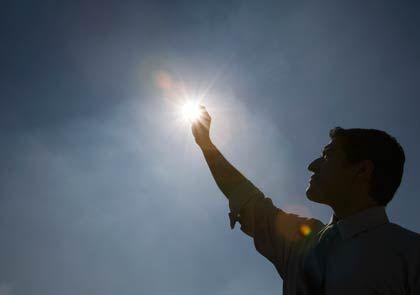 Heiß-kalte Power: Die Sonne kann mehr als wärmen