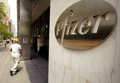 Neuer Finanzchef in schweren Zeiten: Alcatel-Lucent-Manager D'Amelio wechselt zu Pfizer