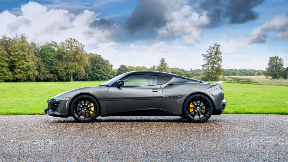 Lotus Evora: Der britische Sportwagenhersteller kann nun auf einen Geldregen aus China hoffen