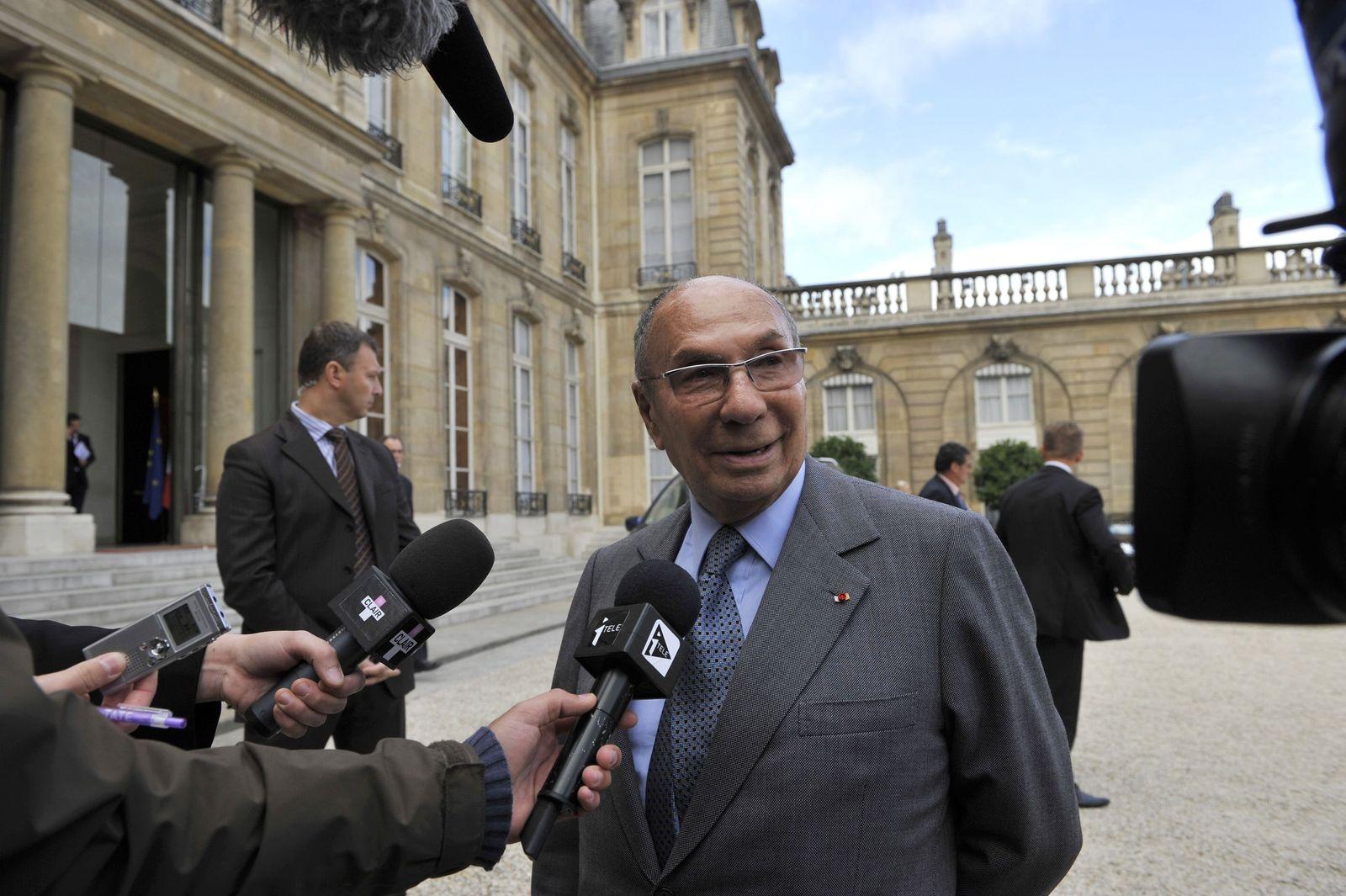 Serge Dassault Senator Frankreich