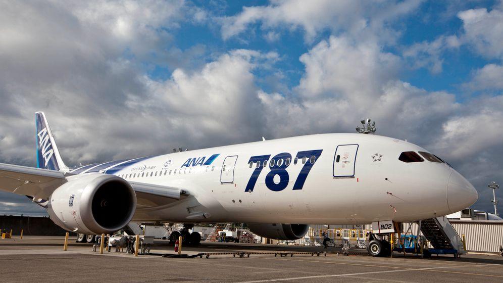 Boeing 787: Der Dreamliner fliegt