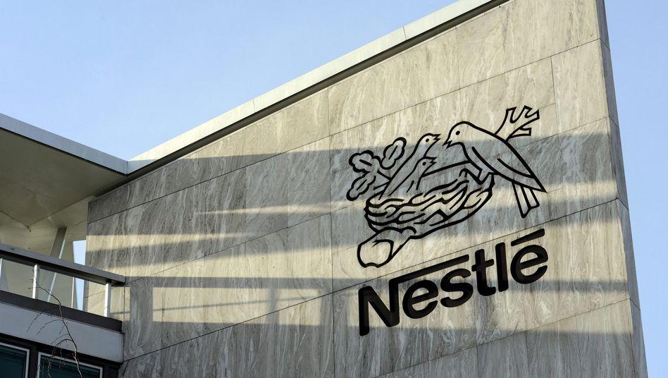 Nestlé-Zentrale in Vevey