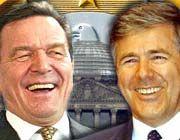 """Schröder hilft, Ackermann hat gut lachen: Kommt die """"Bad Bank"""" für faule Kredite?"""