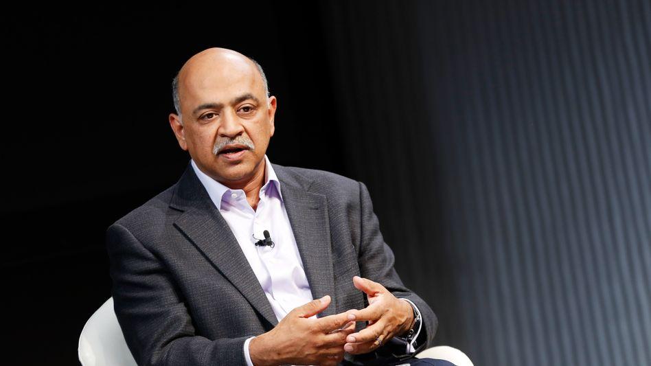 Forciert den Umbau: Zuletzt Leiter der Cloudsparte des IT-Riesen hat Arvind Krishna im April dieses Jahres Ginni Rometty an der Spitze von IBM abgelöst