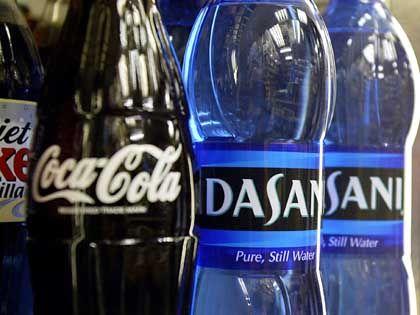 """Rechtlich einwandfrei, fürs Image eine Katastrophe: """"Dasani""""-Tafelwasser von Coca-Cola"""