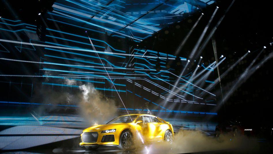 """Audi Sport Quattro Concept Car: """"Die Autoindustrie steht gleich vor mehreren Brüchen. So geballt gab es das bislang nie"""""""