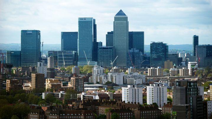 Brexit: So leiden Londons Hochglanzimmobilien