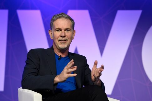 Netflix-Chef: Reed Hastings