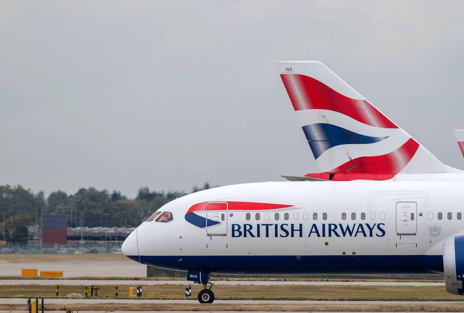 Streiks bei British Airways
